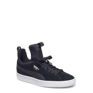 PUMA Suede Fierce Wn'S Höga Sneakers Svart PUMA