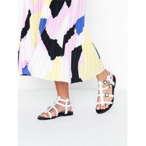 Bianco BIACAIA Leather Sandal Sandaler