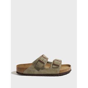 Birkenstock Arizona Taupe Sandaler & flip flops Taupe
