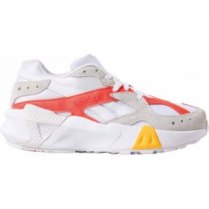 Reebok X Gigi Hadid Aztrek Double 93 Dam Sneakers vit