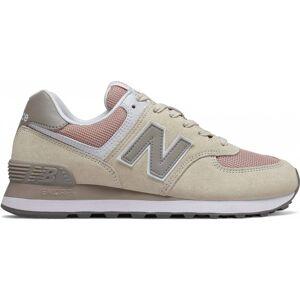 New Balance 574 Dam Sneakers rosa - EU 39 - US 8