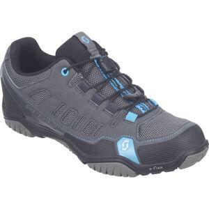 Scott - Sport Crus-r Dam Mountainbike shoe (grå/blå) - EU 41 - US 9