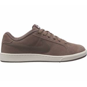 Nike Sportswear - Court Royale Suede Dam gymnastiksko (brun) - EU 40 - US 8,5