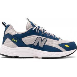 New Balance 615 Unisex Sneakers vit