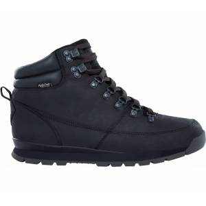 The North Face - Back-To-Berkeley Redux Leather Herr Vinterskor (black) - EU 41 - US 8,5