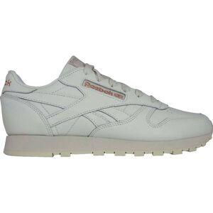 Reebok CL Leather Dam Sneakers vit