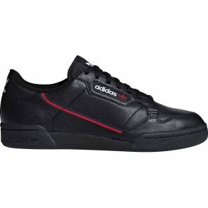 adidas Originals Continental 80 Herr Sneakers svart