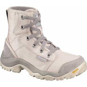 Columbia - Camden Chukka Dam Mountain Lifestyle Shoe (ljusgrå/beige) - EU 37,5 - US 6,5