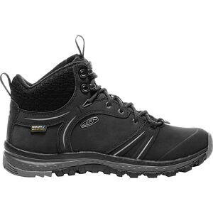 Keen - Terradora Wintershell Dam Mountain Lifestyle Shoe (svart/grå) - EU 38,5 - US 8