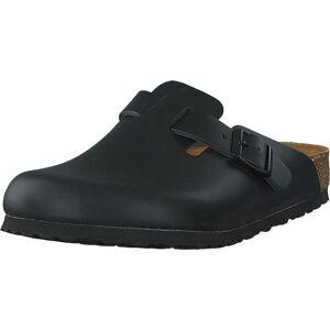 Birkenstock Boston Black, Skor, Sandaler & Tofflor, Tofflor, Svart, Unisex, 44