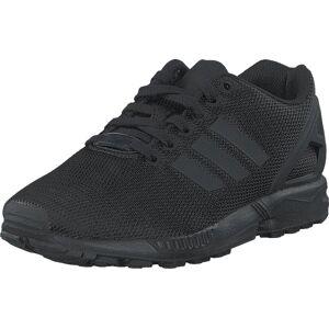 adidas Originals Zx Flux Core Black/Black/Dark Grey, Skor, Sneakers och Träningsskor, Sneakers, Svart, Unisex, 47