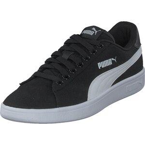 Puma Puma Smash V2 Cv Puma Black-puma White, Skor, Sneakers och Träningsskor, Sneakers, Svart, Unisex, 40