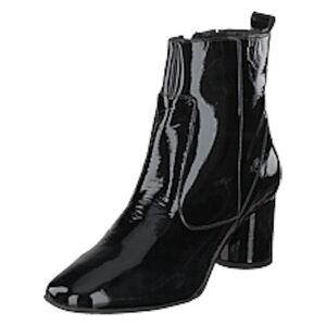Bianco Boot W/round Heel Jas18 Black, Shoes, grå, EU 41
