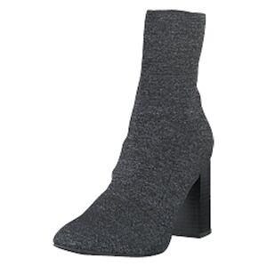 Bianco Biaellie Knit Boot Black 5, Shoes, svart, EU 40