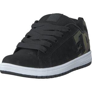 DC Shoes Court Graffik Se Camo, Skor, Sneakers & Sportskor, Låga sneakers, Svart, Unisex, 36