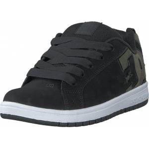 DC Shoes Court Graffik Se Camo, Skor, Sneakers & Sportskor, Låga sneakers, Svart, Unisex, 32