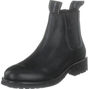 Tiger of Sweden Bonn Black, Skor, Kängor & Boots, Chelsea Boots, Svart, Dam, 39