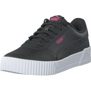 Puma Carina L Jr Puma Black-puma Black, Skor, Sneakers & Sportskor, Låga sneakers, Grå, Unisex, 37