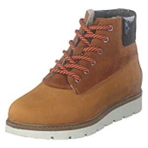 Bianco Biaanli Winter Wedge Boot Cognac, Shoes, brun, EU 40
