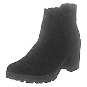 Bianco Biacorvina Suede Boot Black, Shoes, svart, EU 41