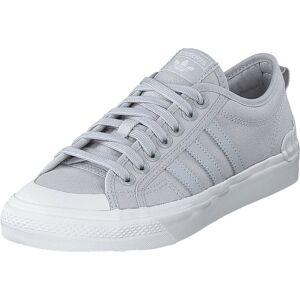 adidas Originals Nizza Lgh Solid Grey/crystal White/g, Skor, Sneakers och Träningsskor, Låga sneakers, Vit, Unisex, 46