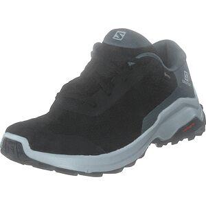 Salomon X Reveal Gtx W Black/stormy/ebony, Skor, Sneakers och Träningsskor, Löparskor, Svart, Turkos, Dam, 42