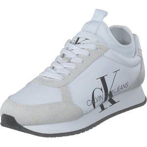 Calvin Klein Jeans Jemmy White, Skor, Sneakers och Träningsskor, Sneakers, Vit, Herr, 44