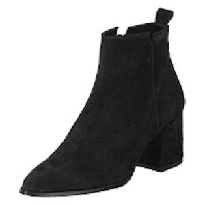 Bianco Biadonata Ankle Boot Black 1, Shoes, svart, EU 38