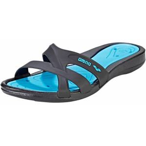 arena Athena Hook Sandals Dam black-turquoise EU 42 2019 Badskor & Sandaler