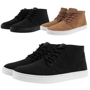 Urban classics - HIBI MID sneaker skor Svart/vit 39