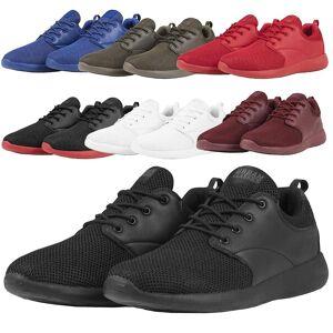 Urban classics - lätta löpare unisex sneaker sportskor Olive 40