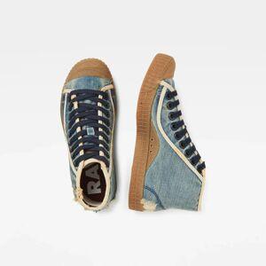 G-Star RAW Rovulc 50 Years Denim Mid Sneakers