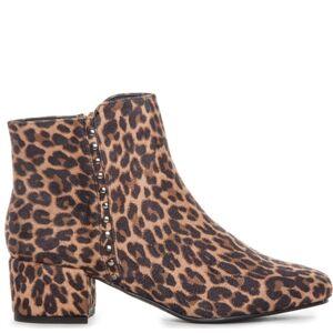 Duffy Stövletter - Leopardmönster