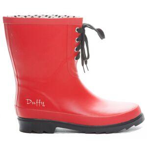 Duffy Gummistövlar - Röd