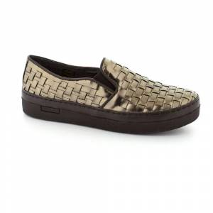Cashott Slip on, (Bronze)