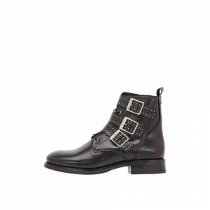 Bianco Ankle boots Alina Leather