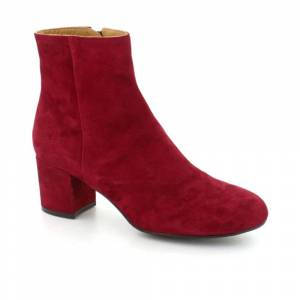 Billi Bi støvlet, (Rød)