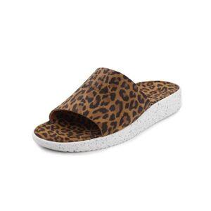 Nature Footwear Sandal Dagmar Leopard