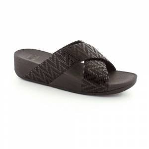 FitFlop™ Slippers, (Sort)