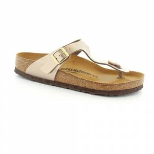 Birkenstock Slippers, (Bronze)
