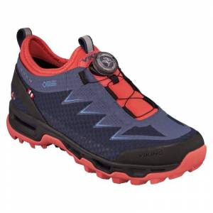 Viking Footwear Dis II Boa Gore-Tex Women Blå