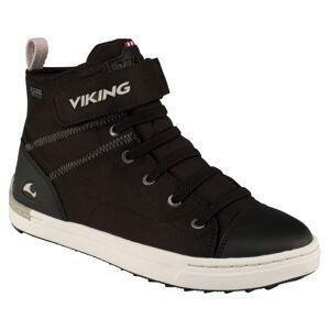 Viking Footwear Skien Mid Gore-Tex Women's Svart