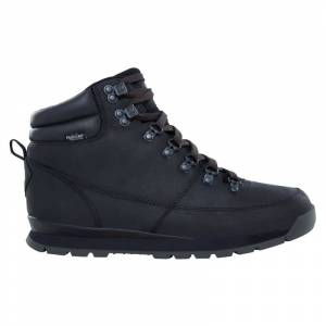 The North Face Men's Back-To-Berkeley Redux Leather Svart