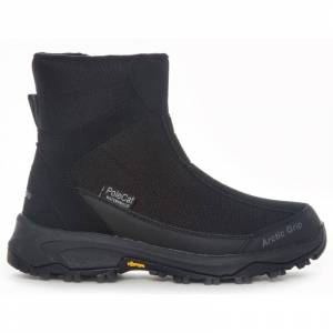Polecat Waterproof Warm Lining Boots 3 Svart