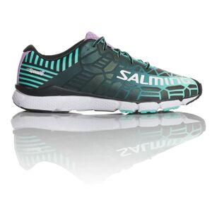 Salming Women's Speed 6 Shoe Grön
