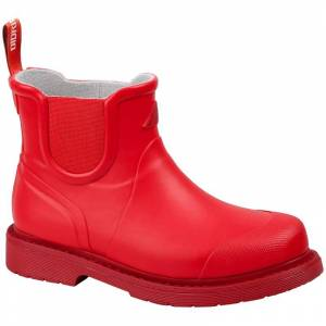 Didriksons Vinga Women's Rubber Boots Röd