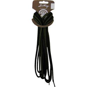 Lundhags Shoe Laces 200 CM Svart