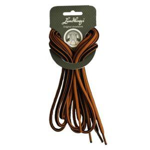 Lundhags Shoe Laces 135 CM Brun