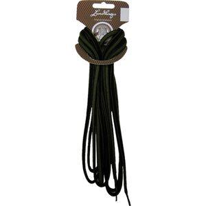 Lundhags Shoe Laces 135 CM Svart