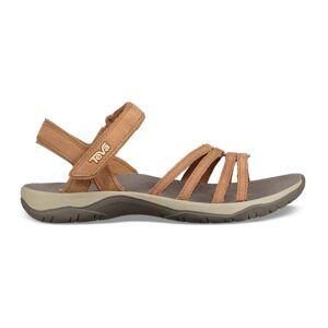 Teva Women's Elzada Sandal Leather Brun
